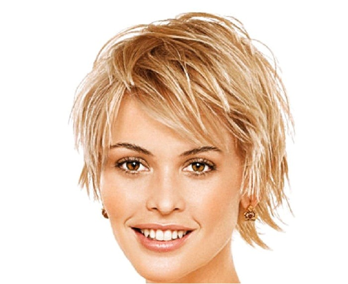 the short hairstyles for fine hair women 3