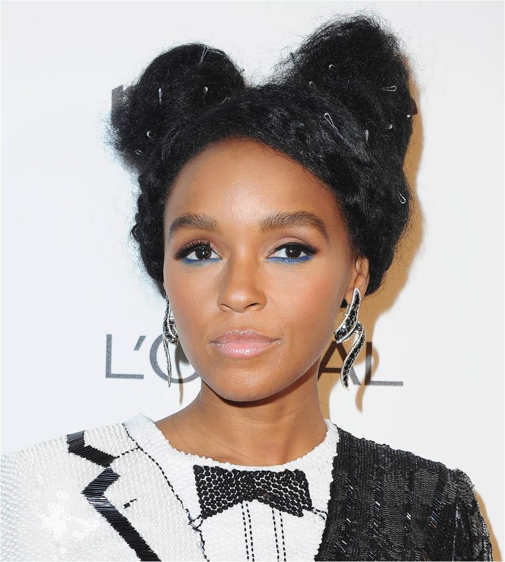 black hairstyles 2018