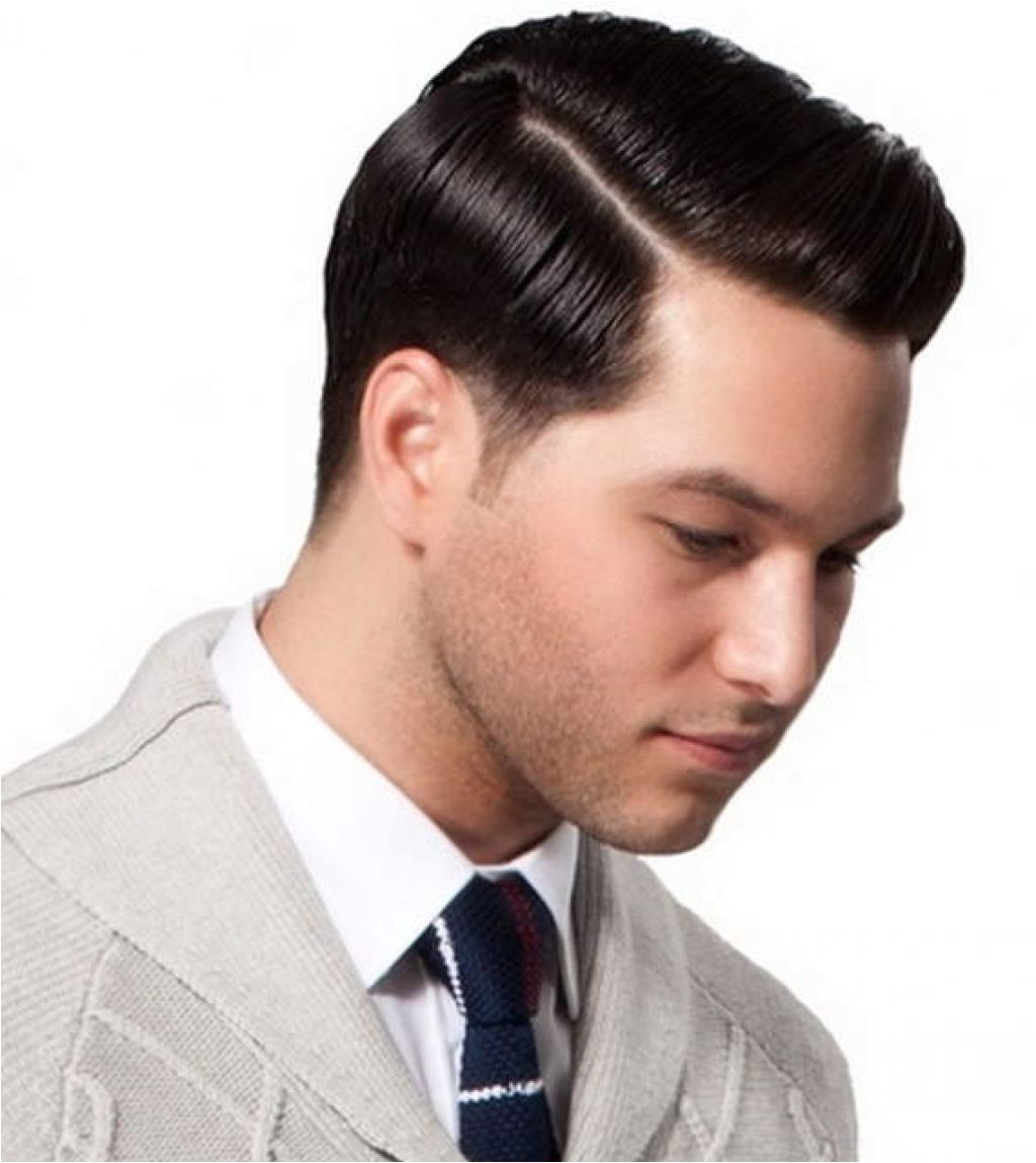 pomade hairstyles for men
