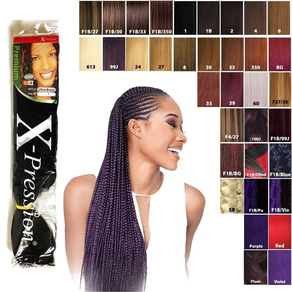 Amazon X pression Premium Original Ultra Braid Colour 2 [Misc ] Beauty
