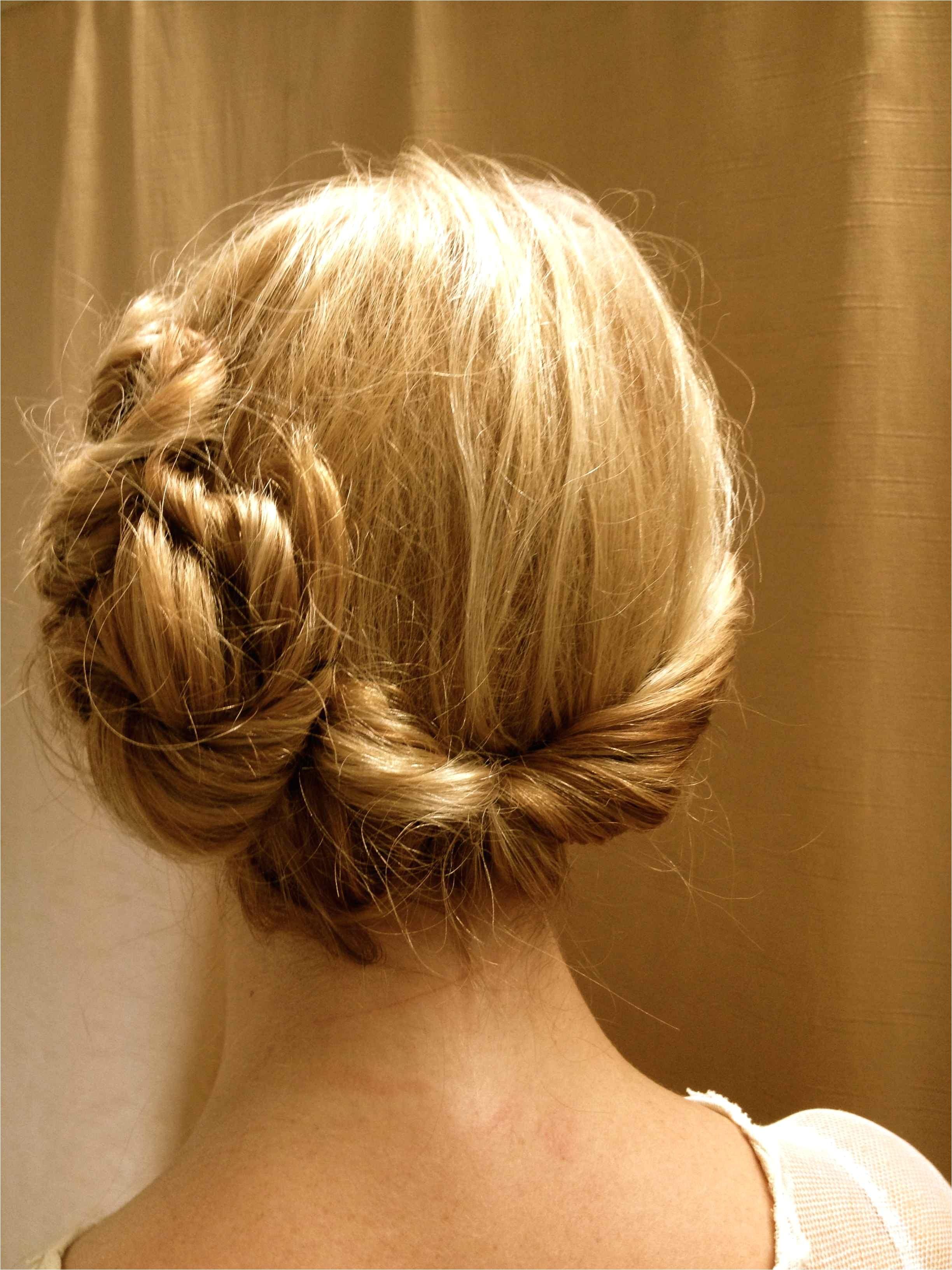 20 easy updo hairstyles long hair