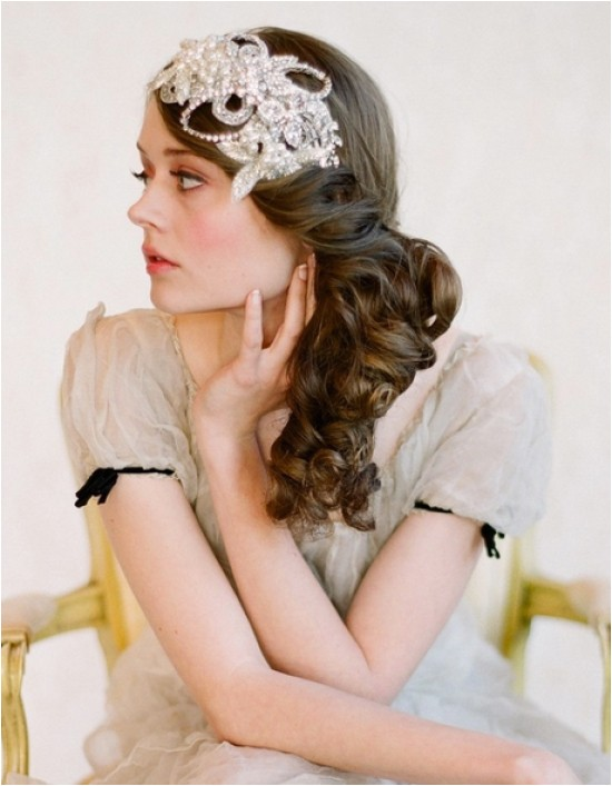 the most elegant 1920s updo long hair for haircut