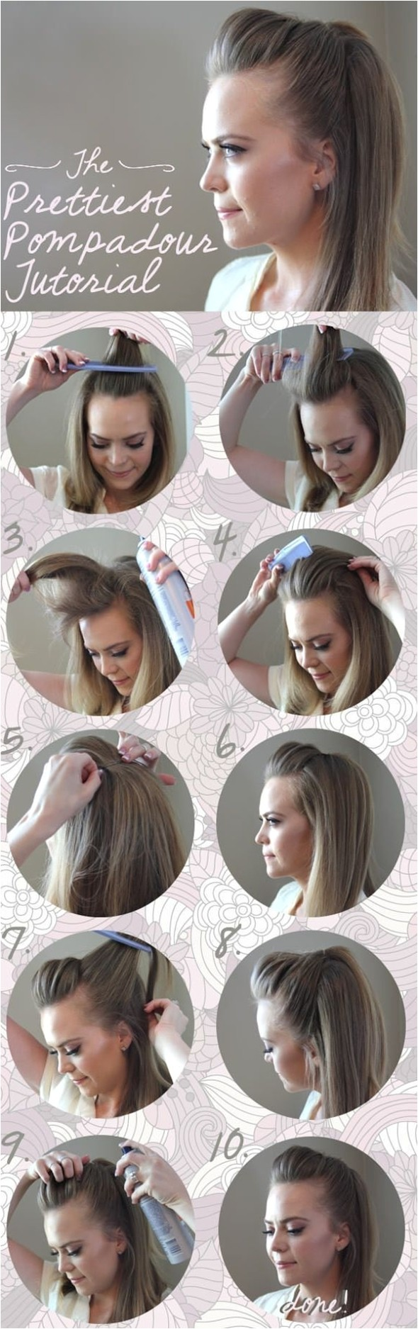 13 five minute hairstyles for school