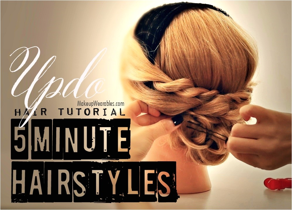 hairstyles low bun hair tutorial video