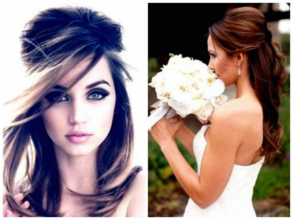 wedding hairstyles 60s