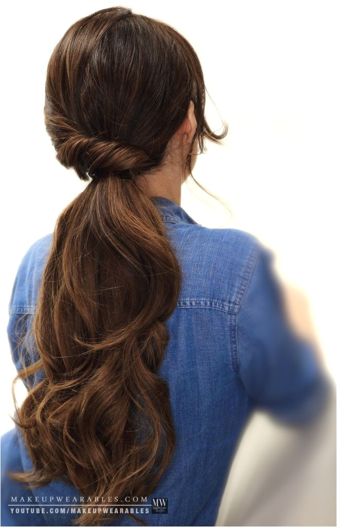 9 Easy Hairstyles for School 1