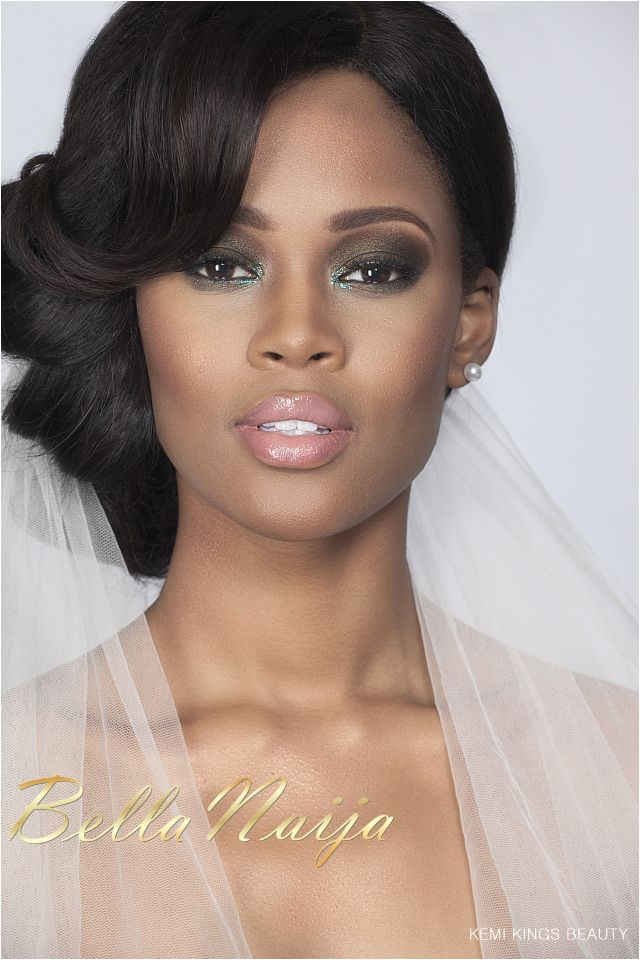 african american wedding makeup pictures makeupmenu for bellanaija weddings february 2013 bellanaija013