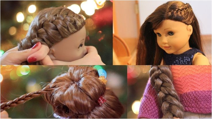 American Girl Doll Hairstyles for Long Hair Easy 25 Best Ideas About American Girl Hairstyles On Pinterest