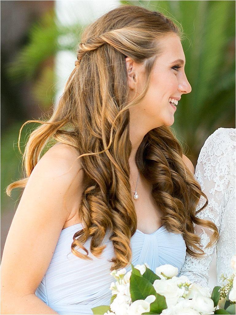 best strapless dress hairstyles