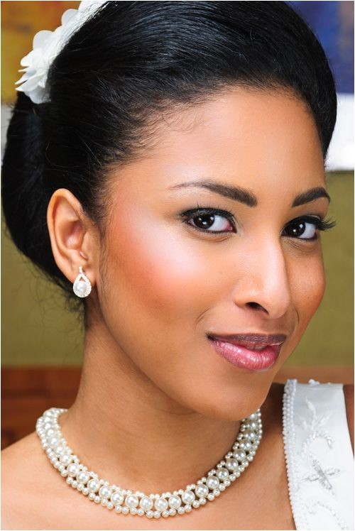 15 awesome wedding hairstyles black women