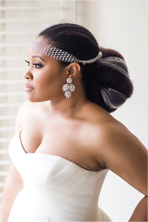 8 black wedding hairstyles
