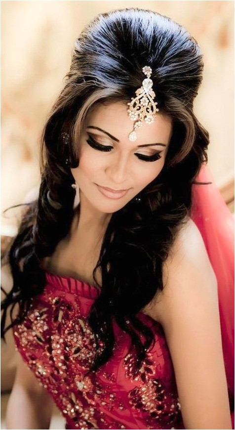 15 indian bridal hairstyles