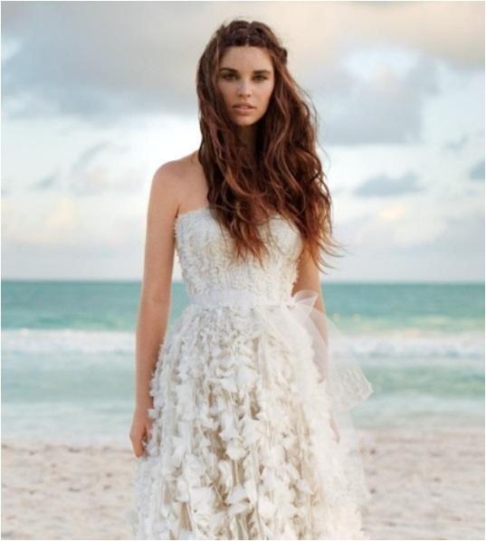 best beach wedding hairstyles from pinterest
