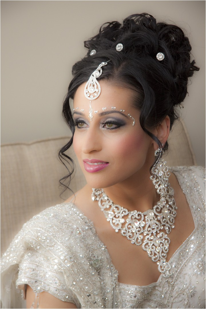 indian bridal hairstyle pictures photos