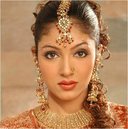indian wedding hairstyles or indian