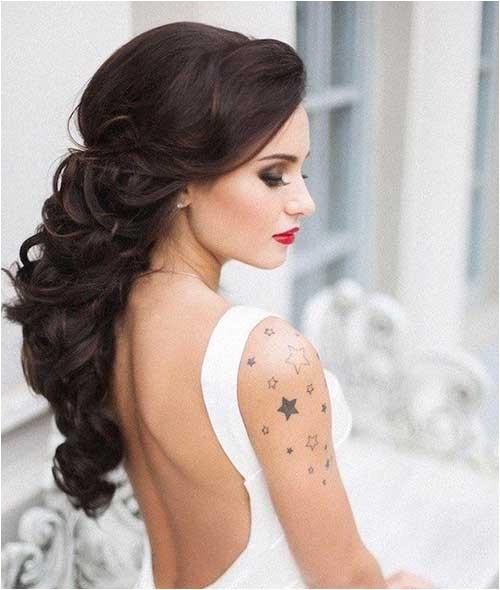 25 bridal hairstyles for long hair