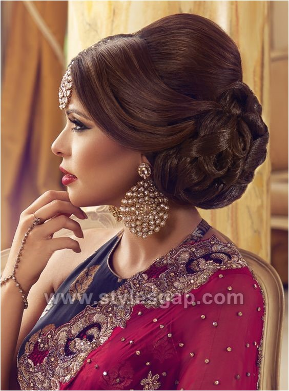 latest asian party wedding hairstyles