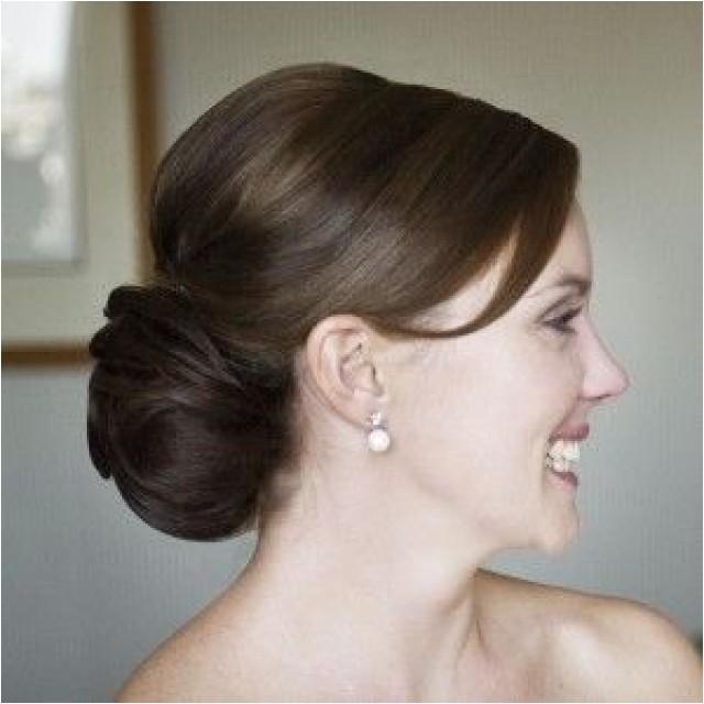 wedding updo classic chignon wedding hair pinterest