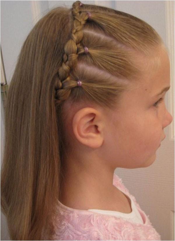 cool fun unique kids braid designs simple best braiding hairstyles for kids 2012
