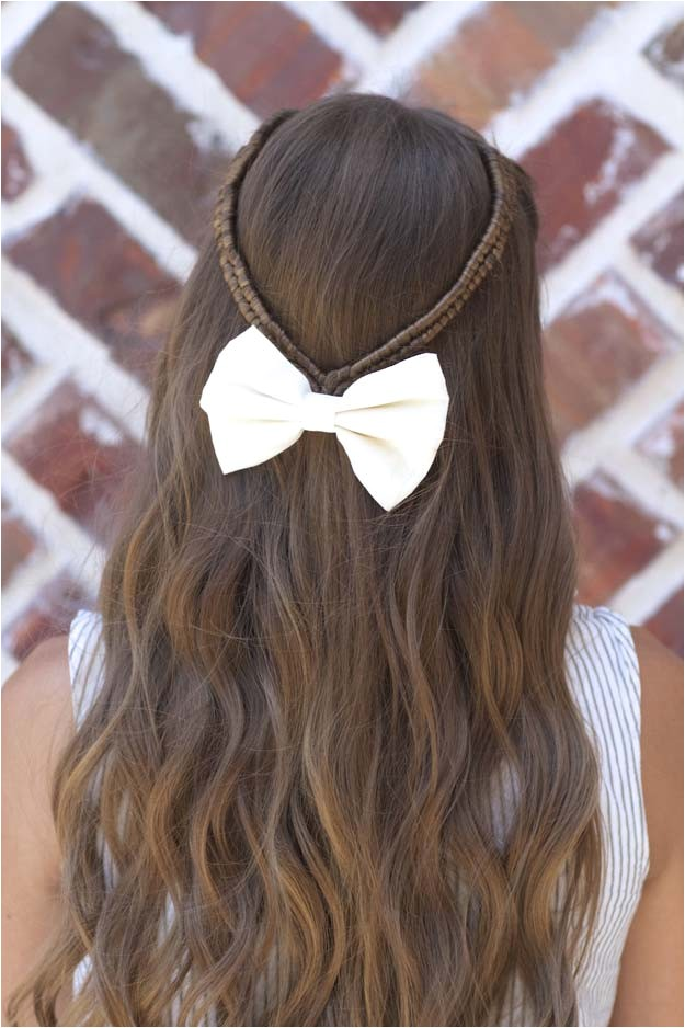 Cool and Easy Hairstyles for Long Hair 41 Diy Cool Easy Hairstyles that Real People Can Actually