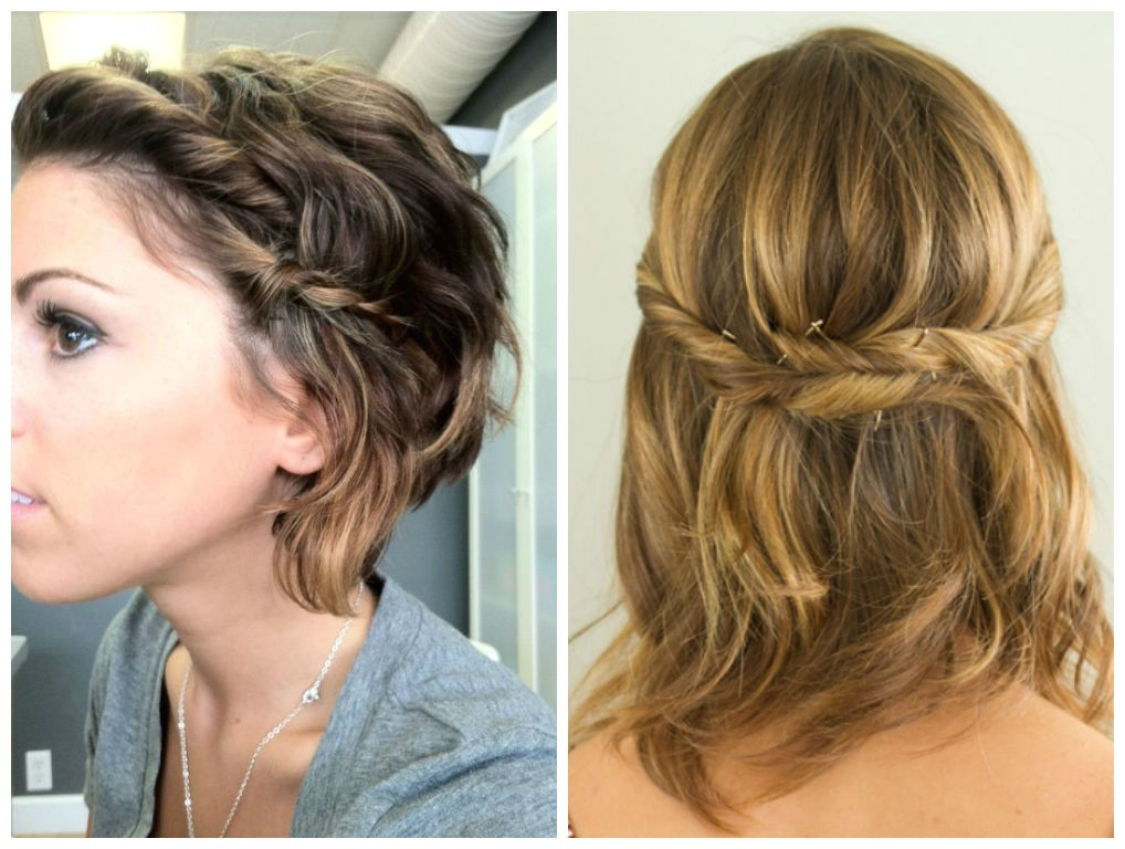 simple hairstyles for short hair for the older women