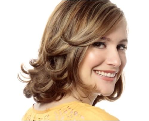 3 easy hairstyles for medium length hair