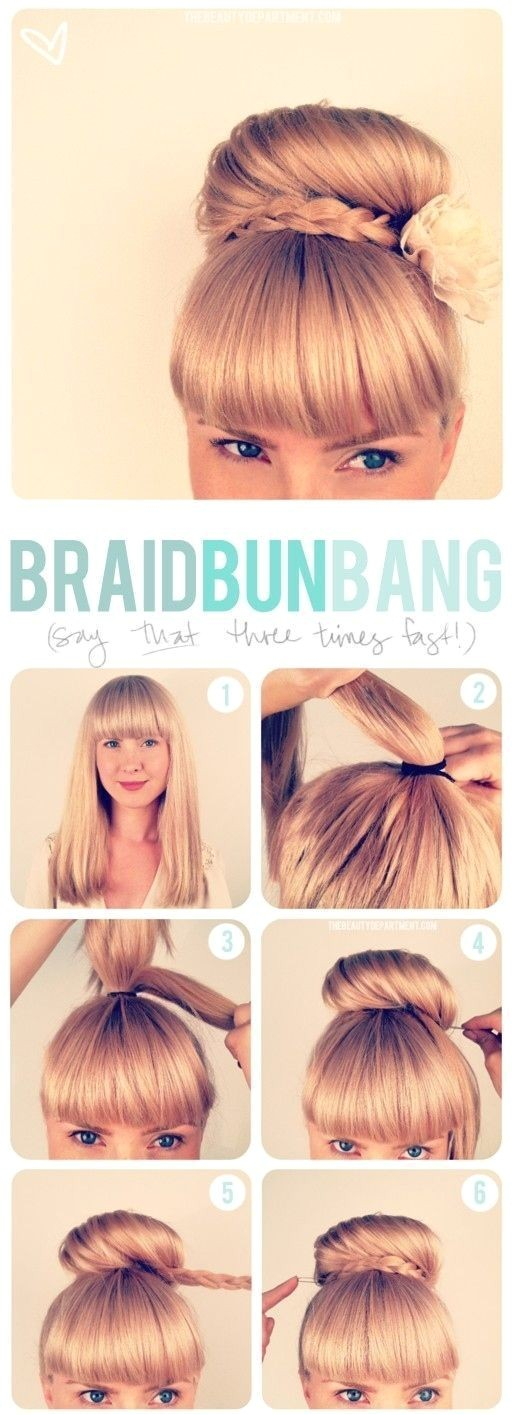 super easy step step hairstyle ideas