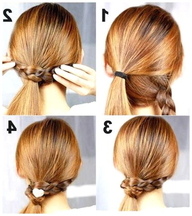 20 fantastic diy ways to make a modern hairstyle in just a few minutes