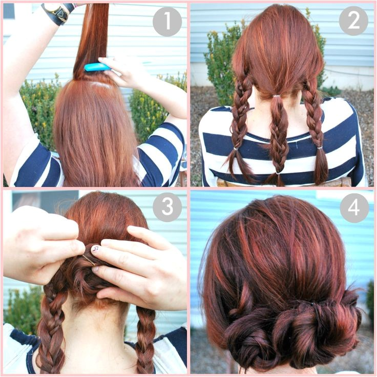 easy wedding hairstyles you can do yourself