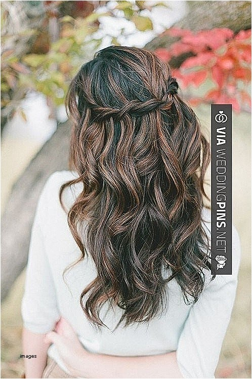 wedding guest hairstyles for long curly hair