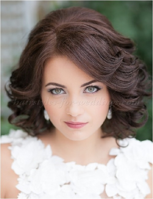 wavy hairstyles wedding images