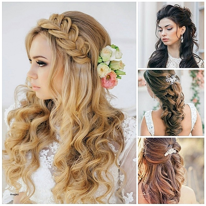 wedding hairstyles for medium length curly hair
