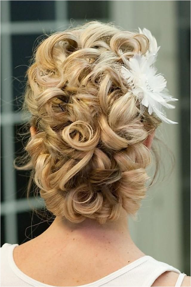 curly updo photo by giao nguyen wedding hairstyle pinterest