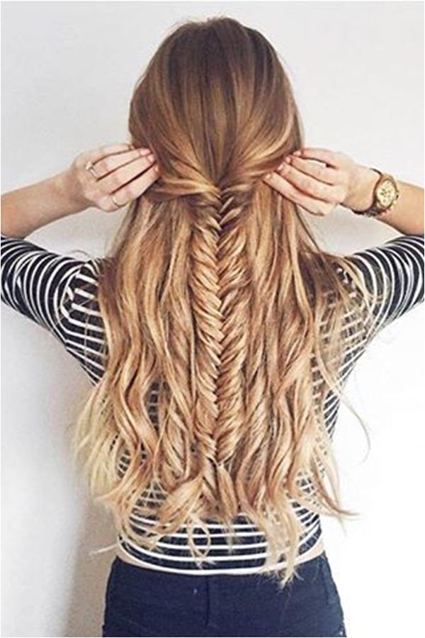 Cute and Easy Hairstyles for Teens 1