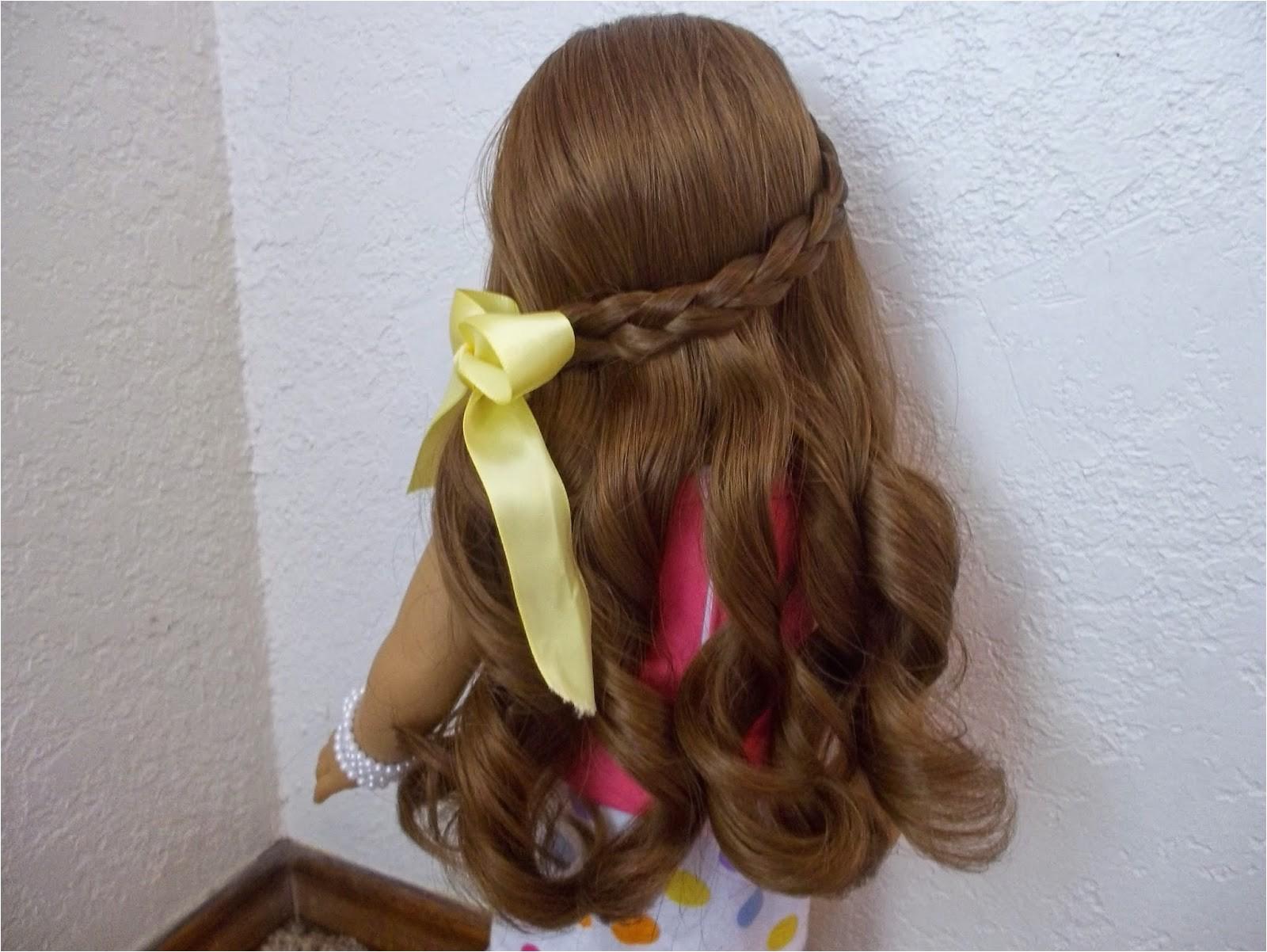 cute american girl doll hairstyles sudah