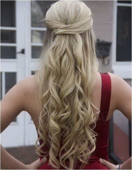 cute easy prom hairstyles