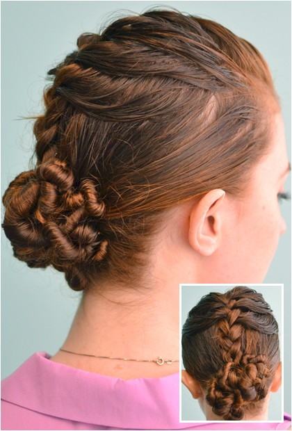 cute hairstyles for wet long hair