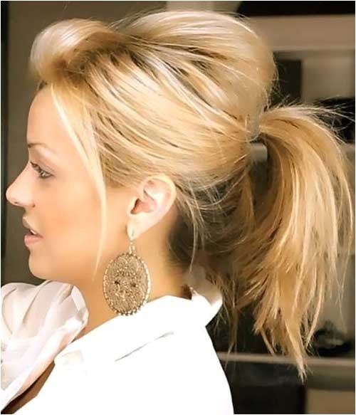 Cute Easy Hairstyles for Medium Length Thick Hair 30 Easy and Cute Hairstyles