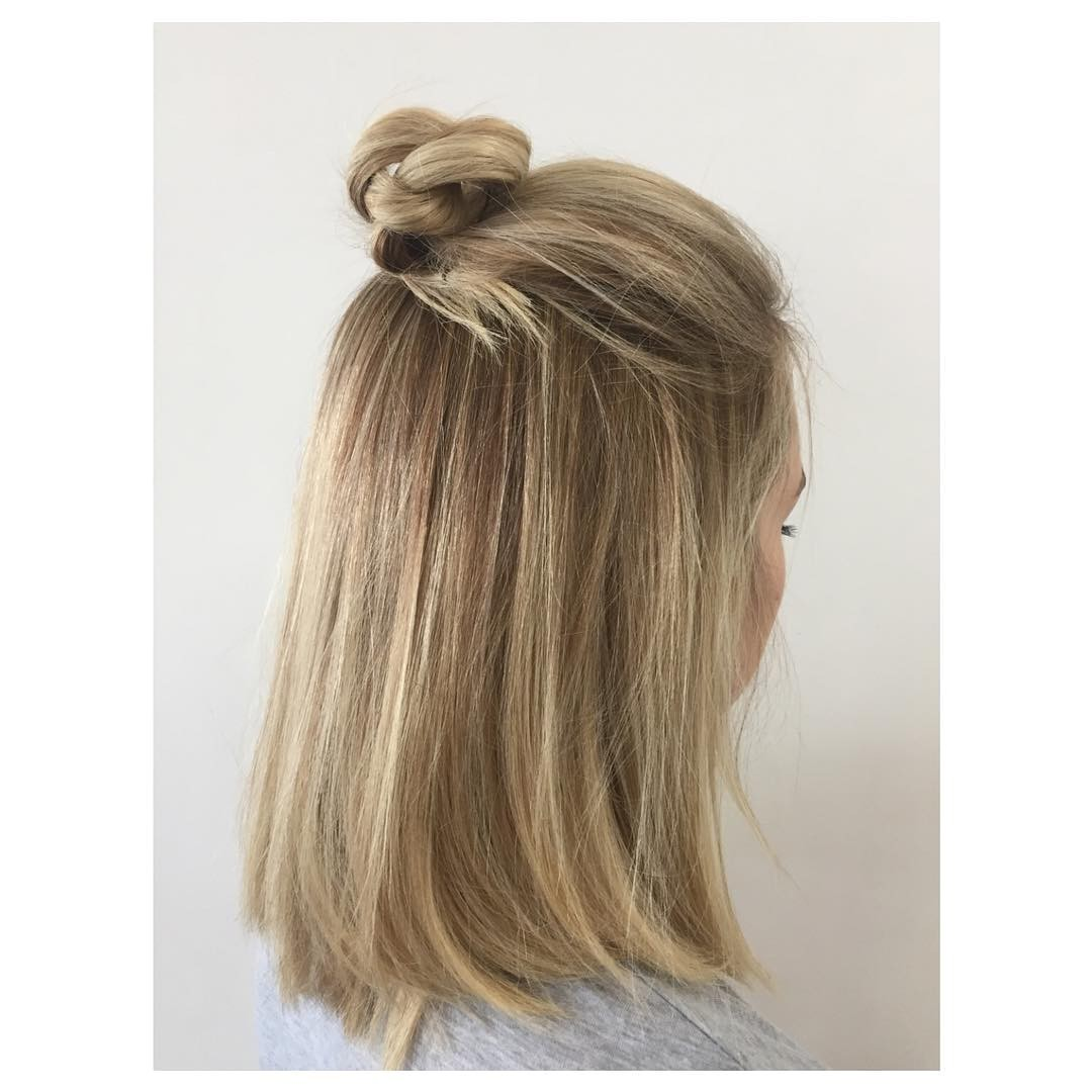cute easy half up hairstyles