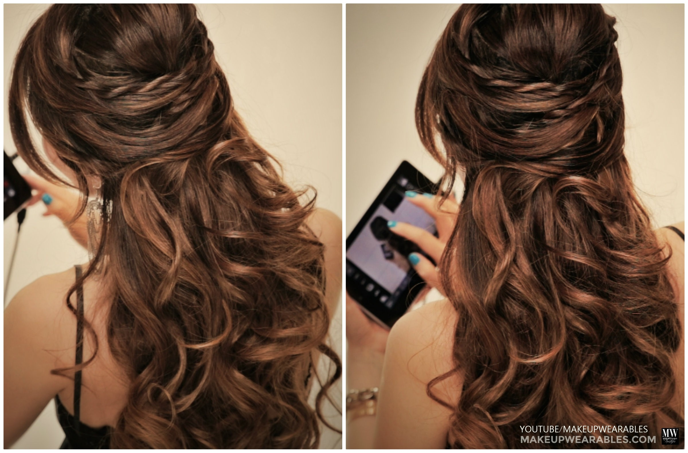 5 easy hairstyles for everyday