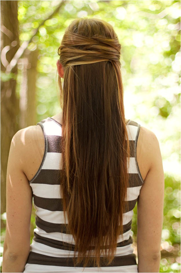 easy hairstyles for work