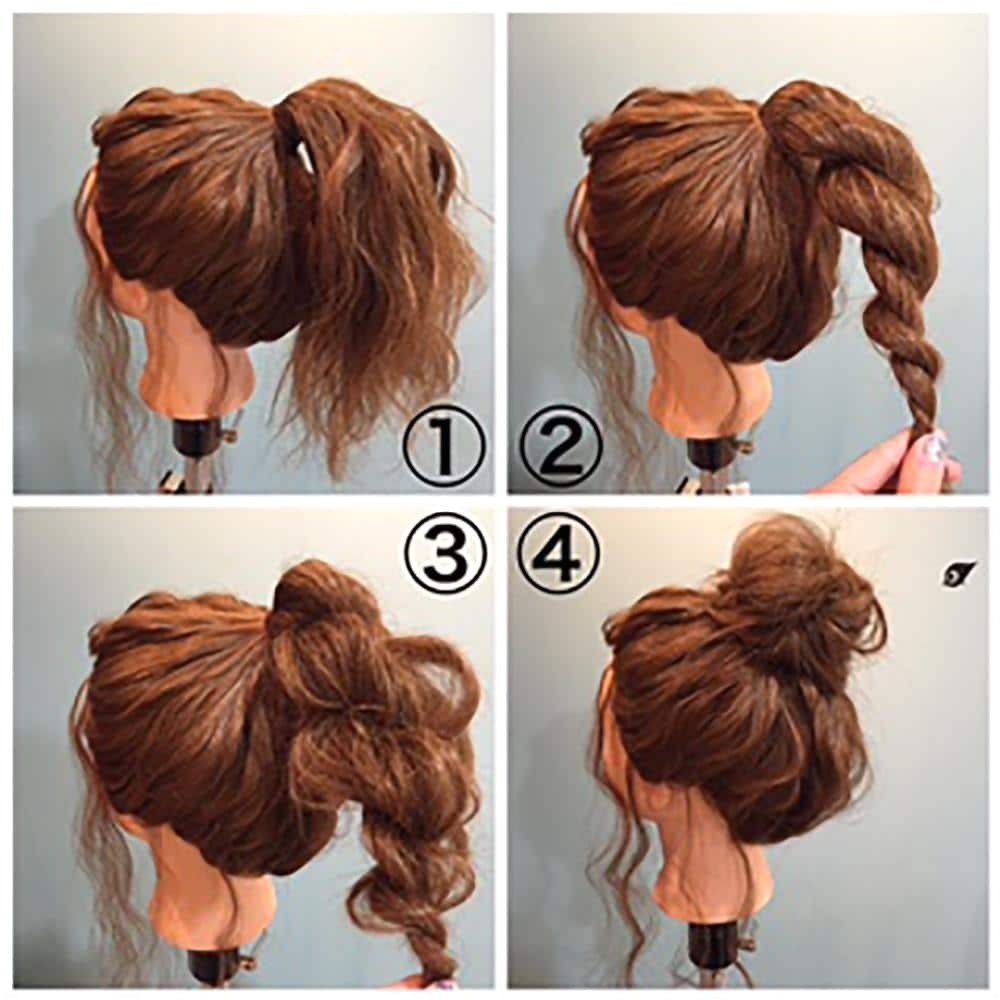 easy hairstyles for women whove got no time