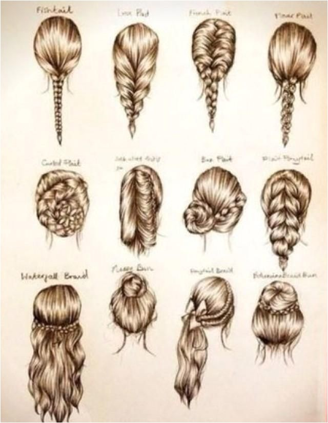 Different Easy Hairstyles for School Best 25 School Hair Ideas On Pinterest