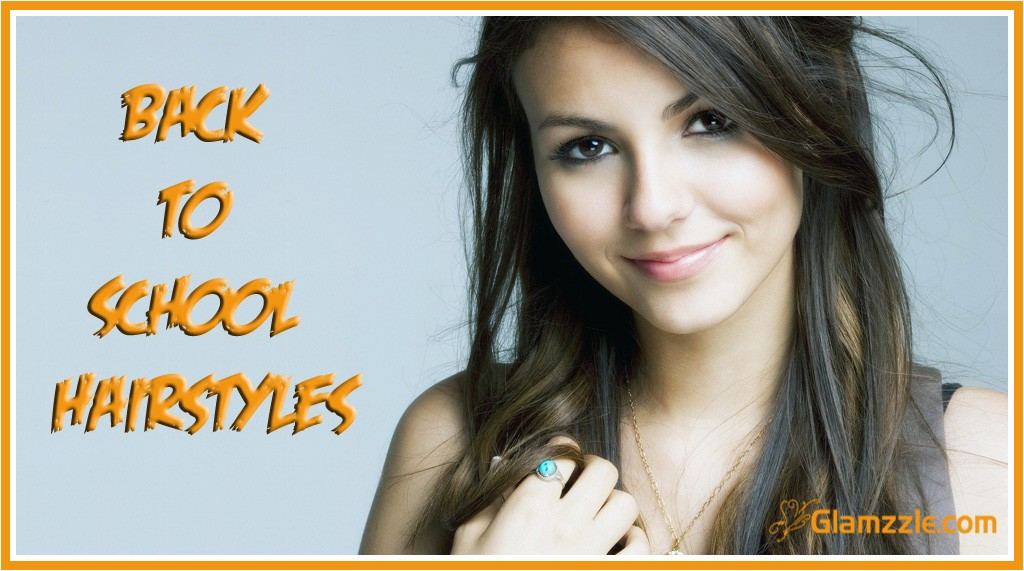 hairstyles for girls school different