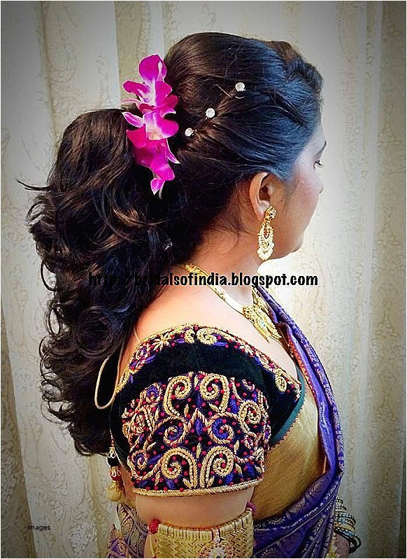 indian hairstyles for wedding party