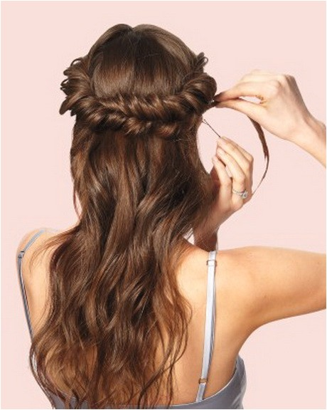 Do It Yourself Wedding Hairstyles for Medium Hair Easy Do It Yourself Prom Hairstyles