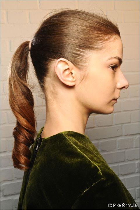 Easy 1950s Hairstyles Easy Cute 1950s Ponytail Tutorial