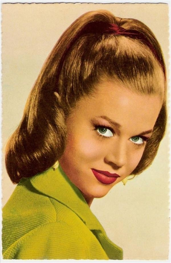 Easy 1950s Hairstyles for Long Hair 15 Best Ideas Of Long Hairstyles In the 1950s