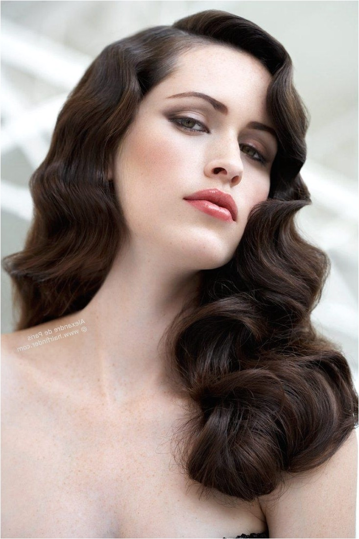 Easy 1950s Hairstyles for Long Hair 1950s Rockabilly Hairstyles for Long Hair Hairstyles by