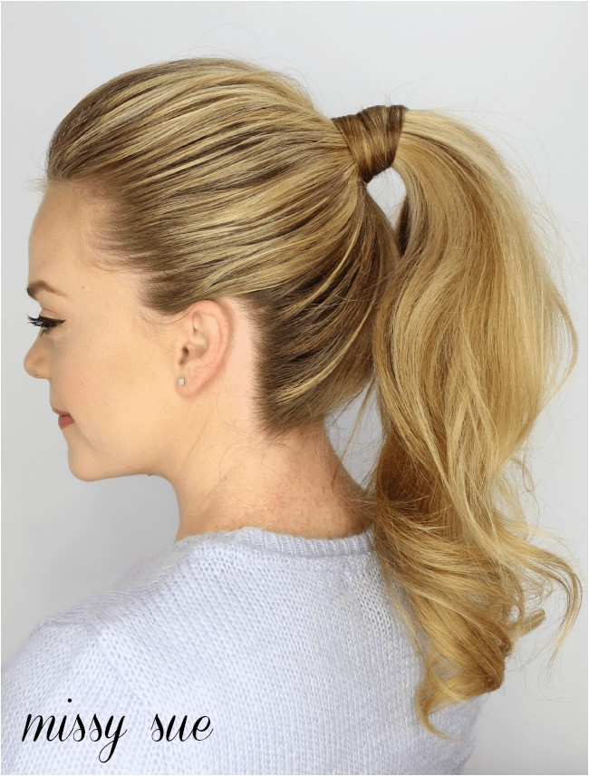 3 easy 5 minute hairstyles